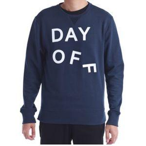 Other - Blue Slogan Sweatshirt